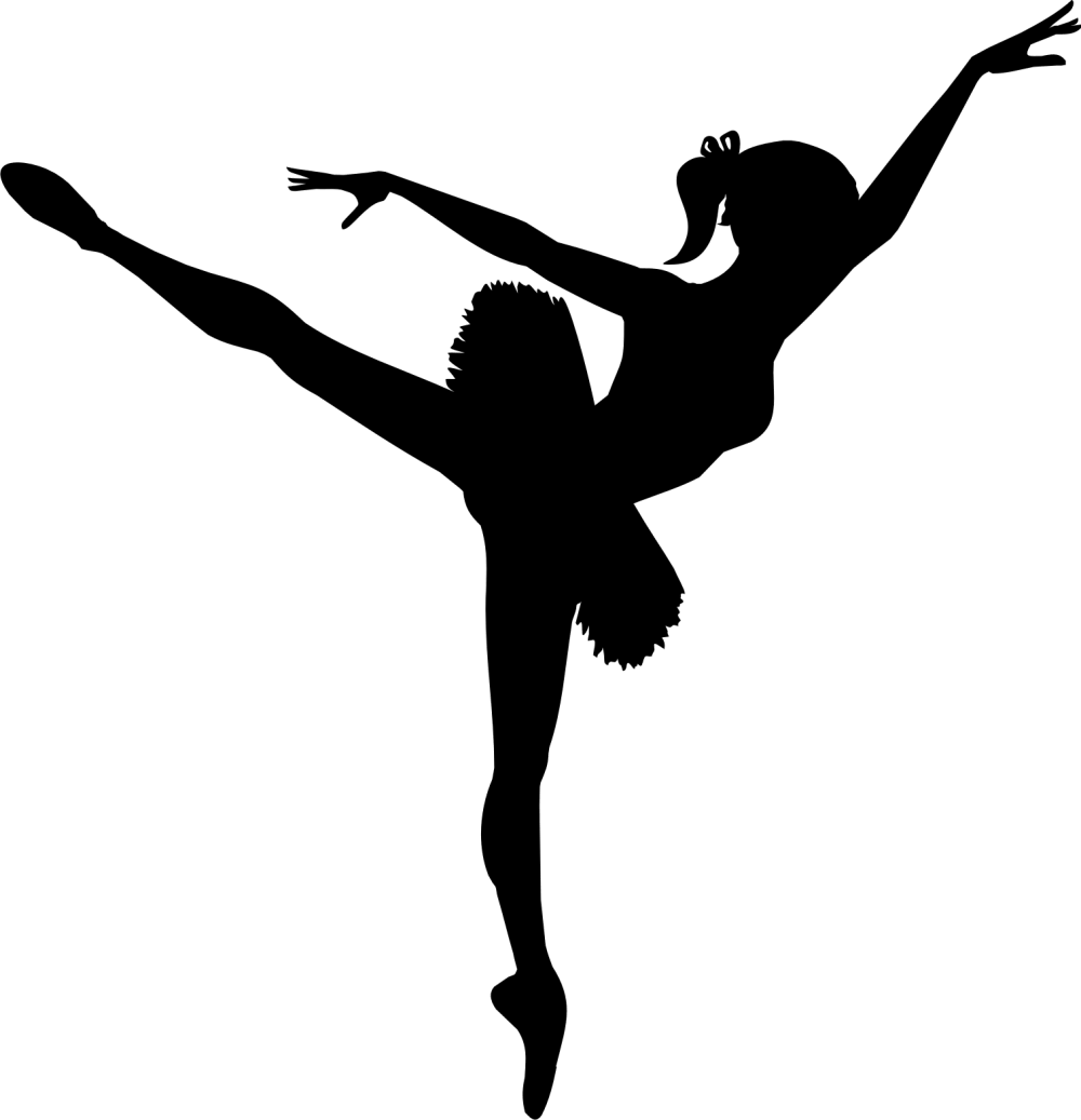 medium resolution of 1510x1566 clip art ballet silhouette clip art