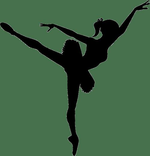 small resolution of 1510x1566 clip art ballet silhouette clip art