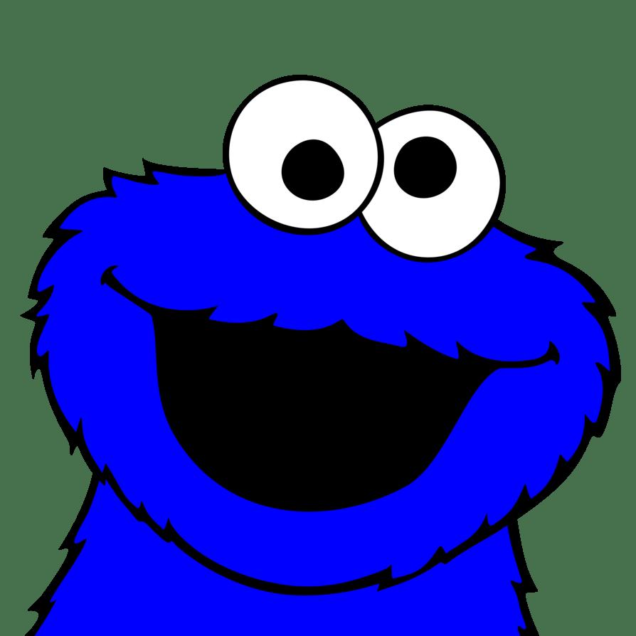 Cookie Monster Silhouette at GetDrawings Free download