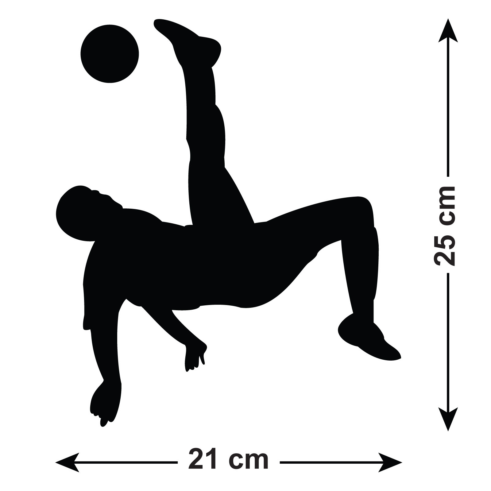 hight resolution of 1600x1600 footballer silhouette png transparent clip art image gallery