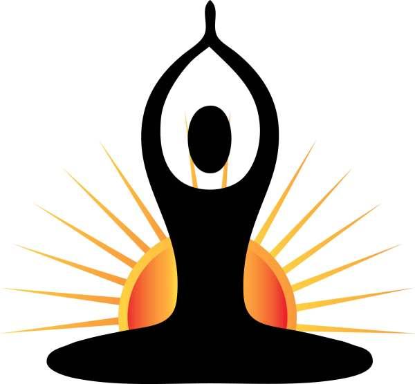 Free Yoga Clipart Silhouette