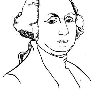 George Washington Silhouette Printable at GetDrawings.com