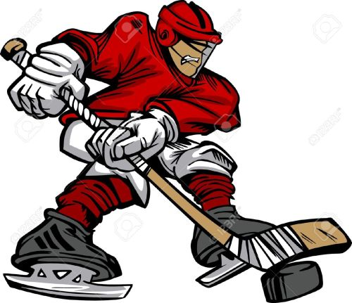small resolution of 1300x1123 hockey player clipart free 101 clip art