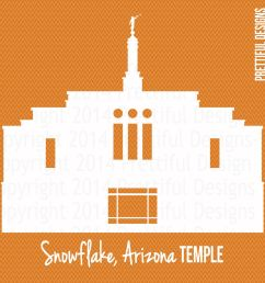 1500x1500 snowflake arizona temple silhouette lds mormon clip art png eps [ 1500 x 1500 Pixel ]