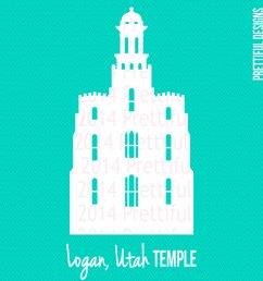 1500x1500 logan utah temple silhouette lds mormon clip art png eps svg [ 1500 x 1500 Pixel ]
