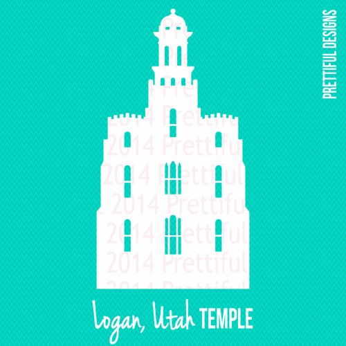 small resolution of 1500x1500 logan utah temple silhouette lds mormon clip art png eps svg