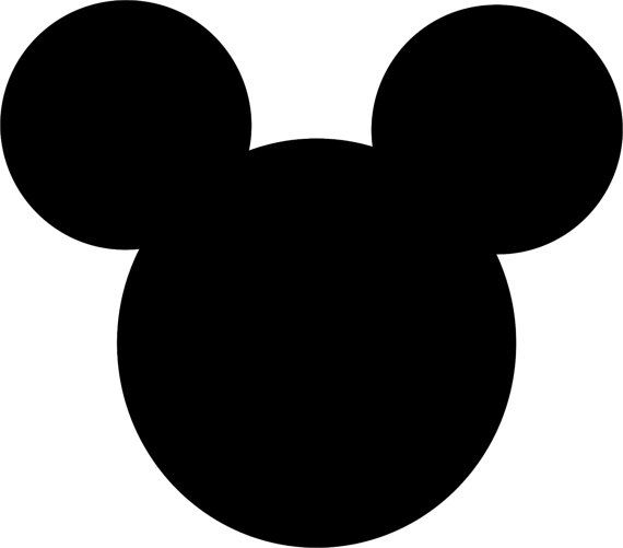 Download Mickey Minnie Silhouette Download at GetDrawings | Free ...