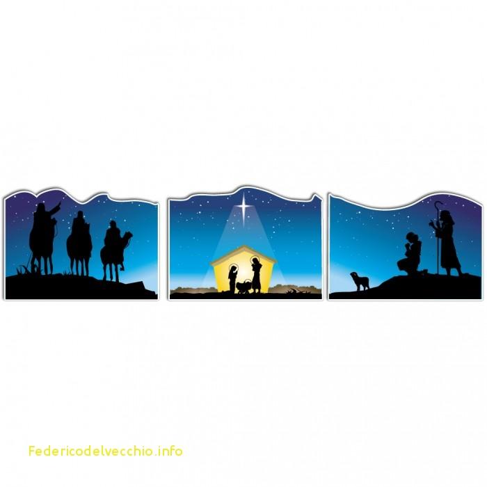 Silhouette Nativity Templates