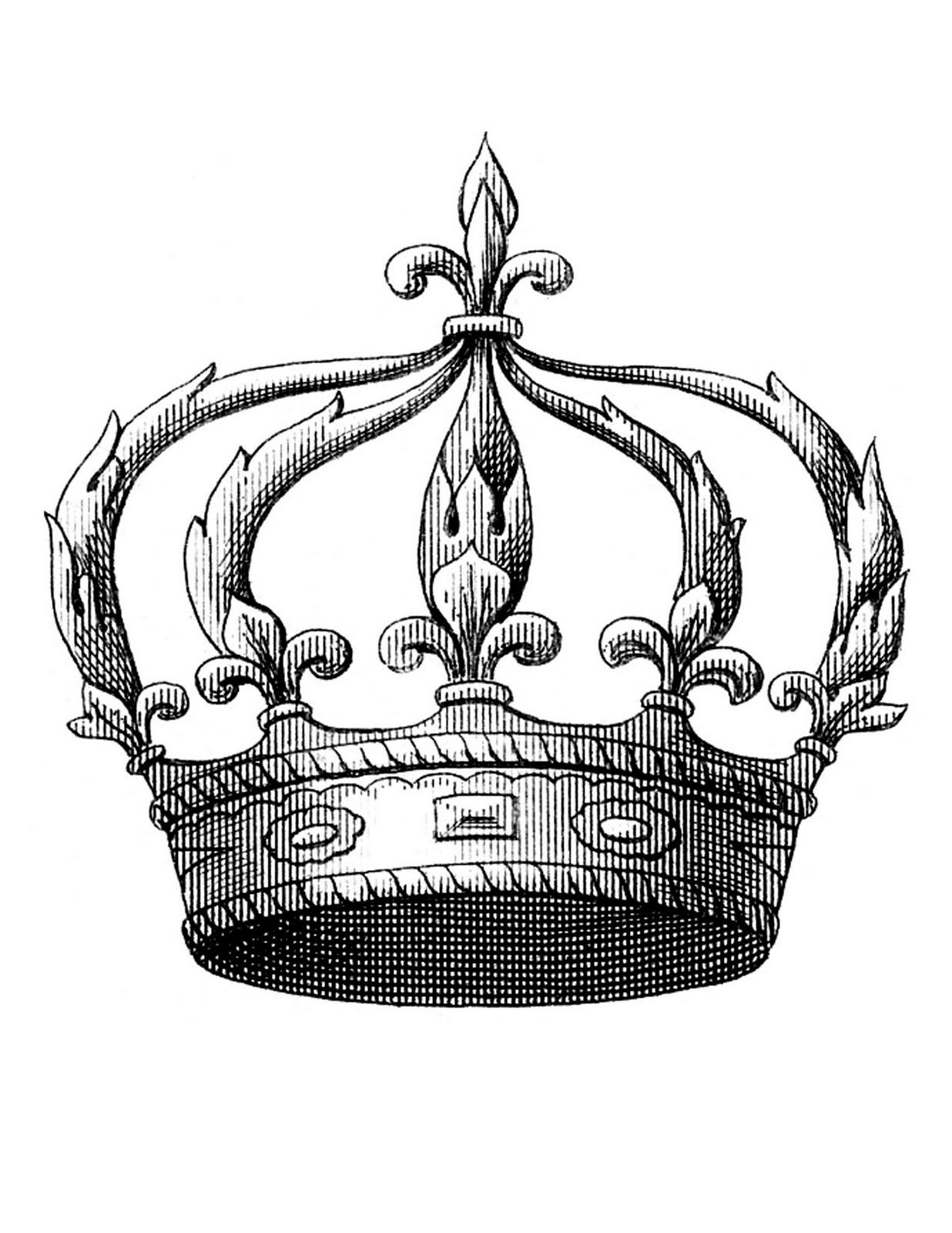 Princess Crown Silhouette Clip Art At Getdrawings