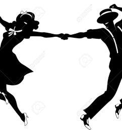 prom silhouette clip art [ 1300 x 1014 Pixel ]