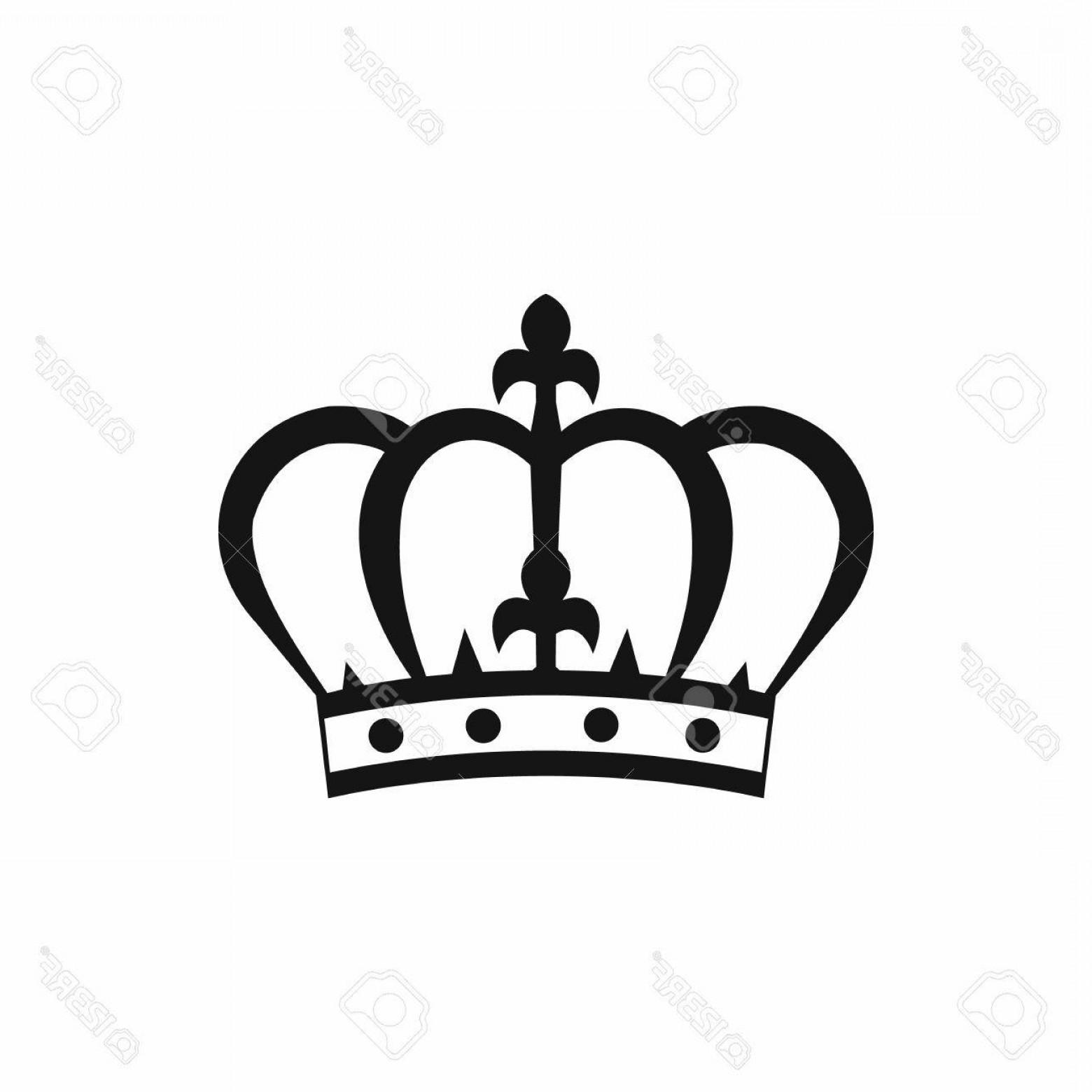 Queen Crown Silhouette At Getdrawings