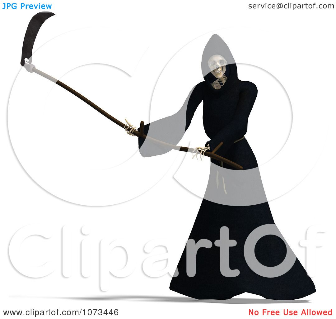hight resolution of 1080x1024 clipart 3d grim reaper of death swinging a scythe 4