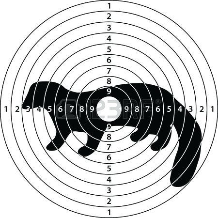 free printable shooting target # 46
