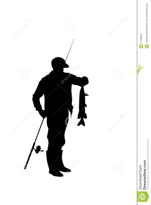 small resolution of 957x1300 fisherman with catching fish clipart panda