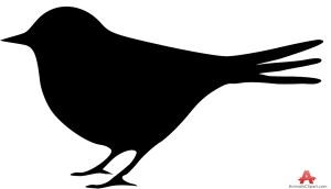 silhouette bird clipart clip birds mockingbird simple cliparts robin silouette pencil wire getdrawings clipartmag designs views clipartpost computer