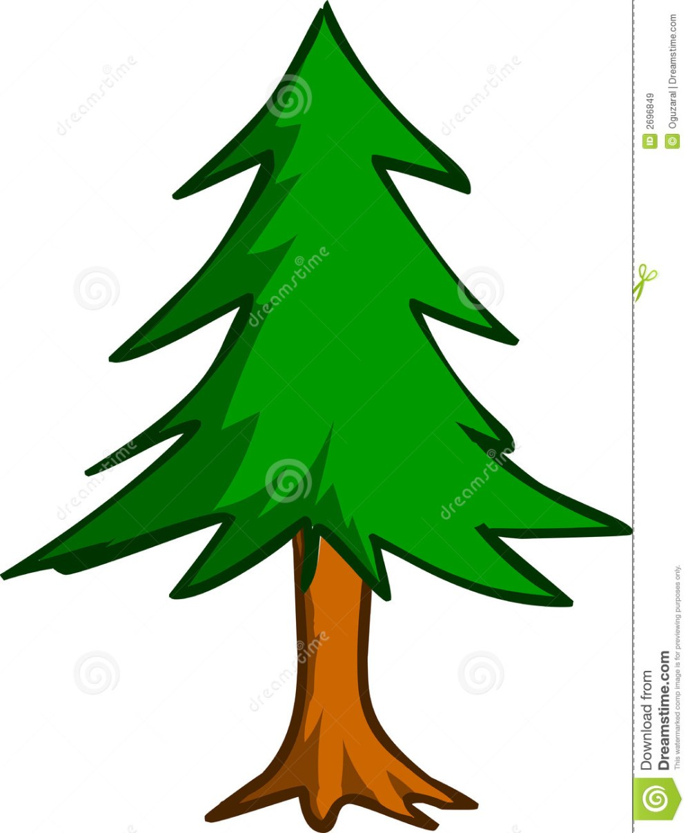 medium resolution of 1077x1300 simple pine tree drawing clipart pine tree