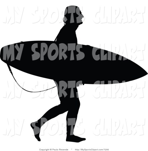 small resolution of 1024x1044 sports clip art of a surfer dude silhouette by paulo resende