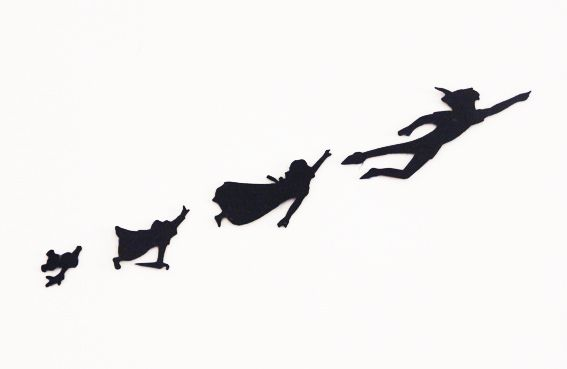 The best free Peter pan silhouette images. Download from
