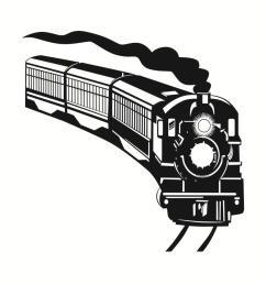 900x900 train silhouette wall decals army locomotive home decor vinyl [ 900 x 900 Pixel ]