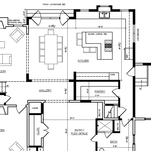 small resolution of 3000x3000 residential single family custom home architect s trace