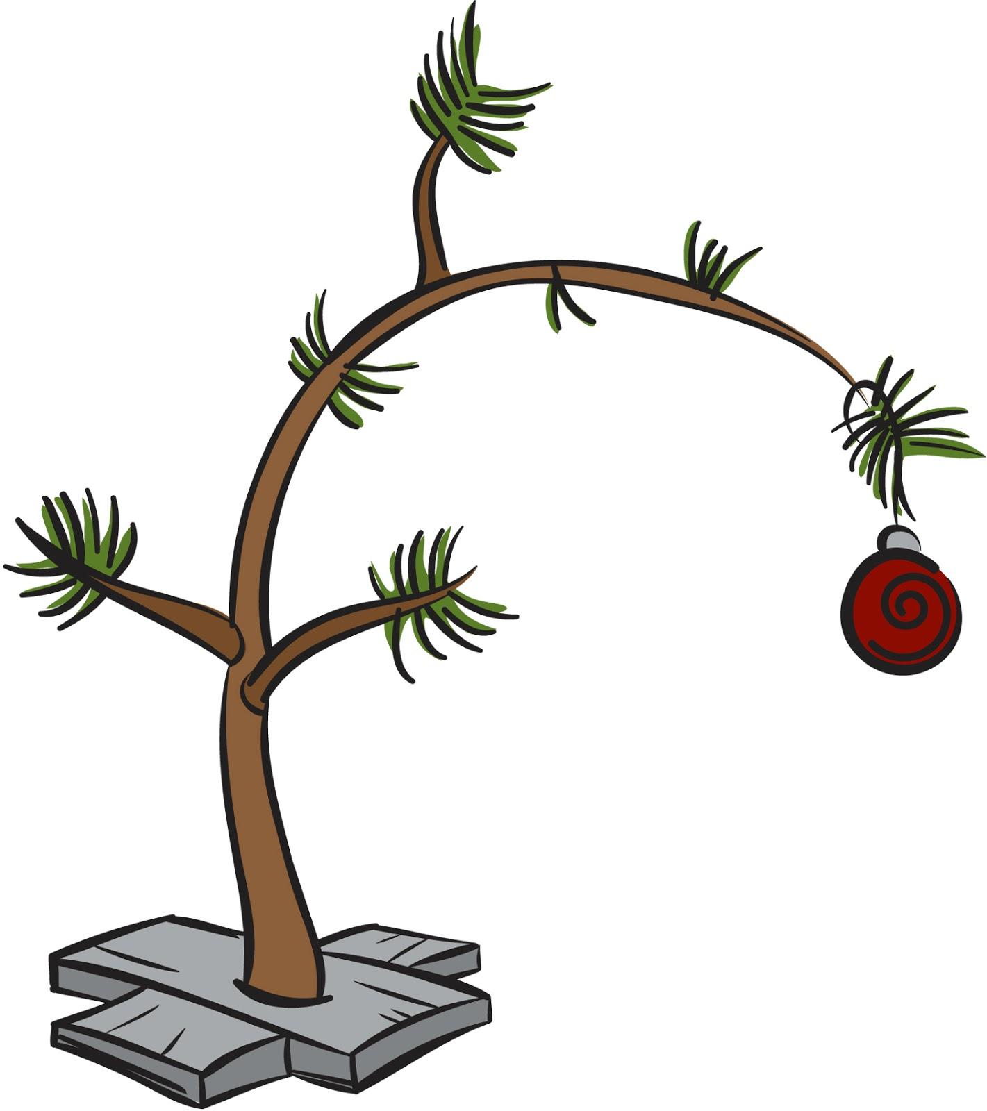 Charlie Brown Christmas Tree Drawing At Getdrawings