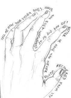 depression quotes drawings easy depressed drawing dispute lyrics depressing ever story words recovered suffered quote sad draw things hand sketch