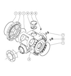 2537x3189 genie gth 4013 sx sn 20782 telehandler parts rear axle [ 2537 x 3189 Pixel ]