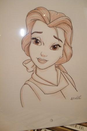 disney easy princess drawing pencil drawings getdrawings