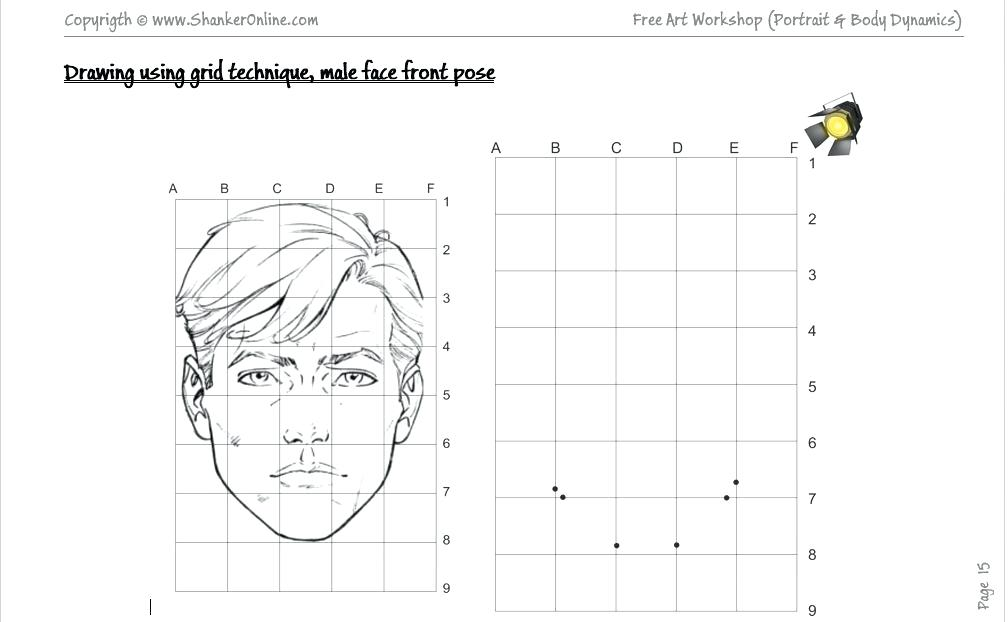 Grid Drawing Worksheets For High School at GetDrawings.com