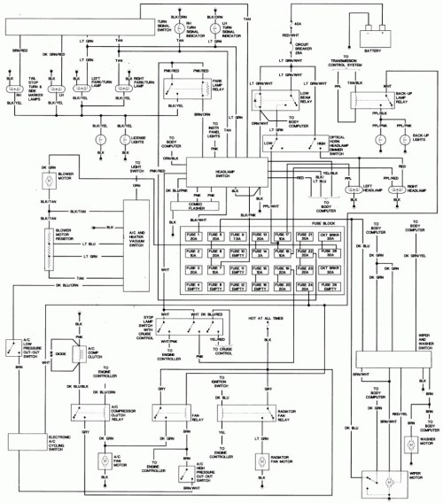 small resolution of 970x1102 automotive wiring diagram best of wiring diagrams for club car