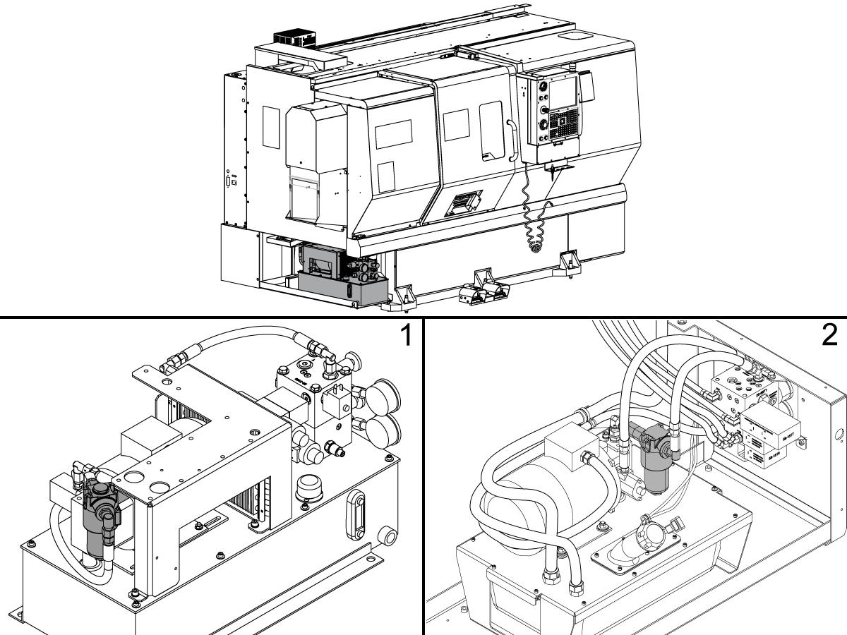 Hydraulic Drawing At Getdrawings