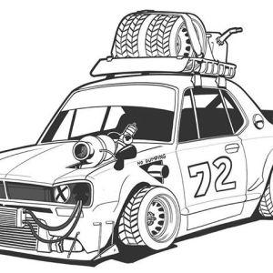 jdm drawing turbo getdrawings 240sx