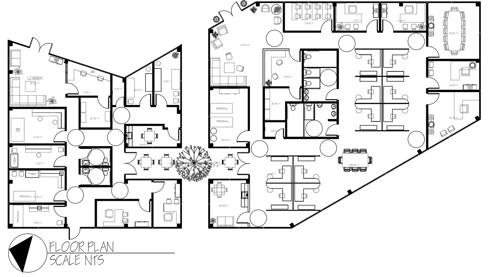 Modern Drawing Office Layout Plan At GetDrawings.com