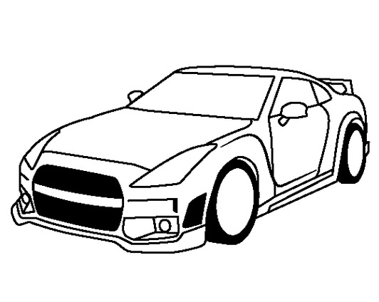 The best free Nissan drawing images. Download from 462