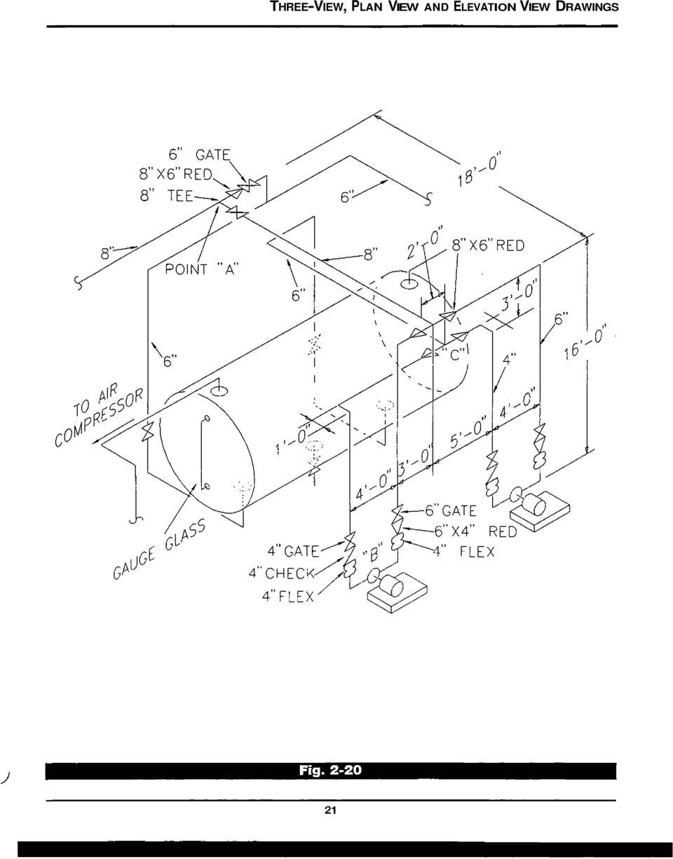 Piping Isometric Drawing Symbols Pdf