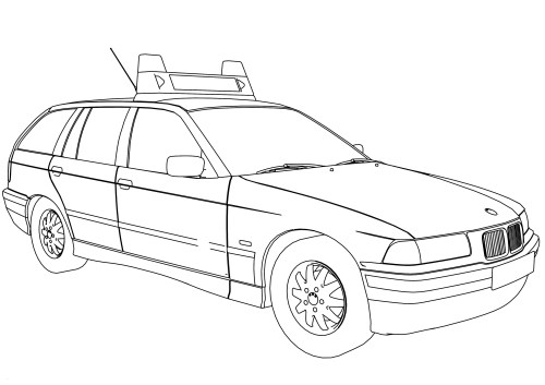 small resolution of 3508x2480 vehicle accident report diagram free download police car drawing