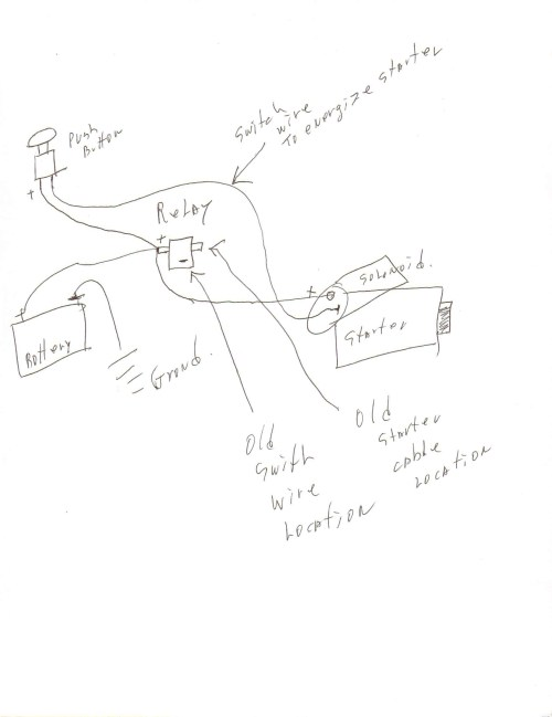 small resolution of 1685x2189 diesel starter motor wiring diagram save i have a ford 3000 diesel