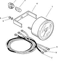 1001x1200 gauge and mounting hardware tachometer [ 1001 x 1200 Pixel ]