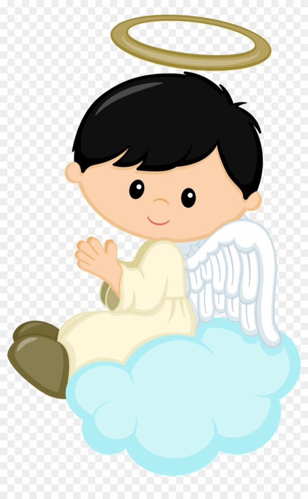 Baby Angel Vector Free Personal