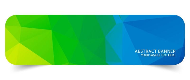 Blue Geometric Shapes Png