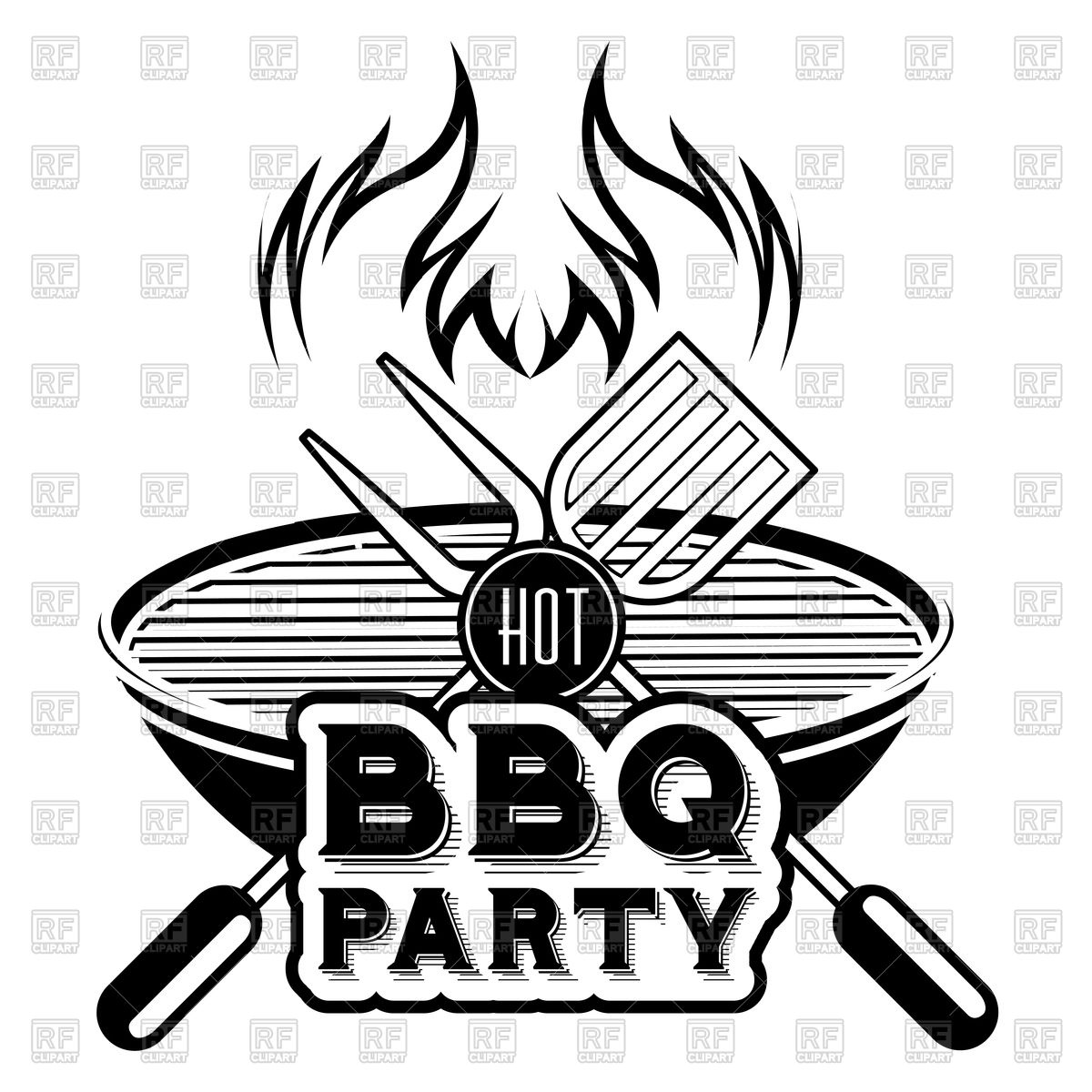 The Best Free Grill Vector Images Download From 225 Free