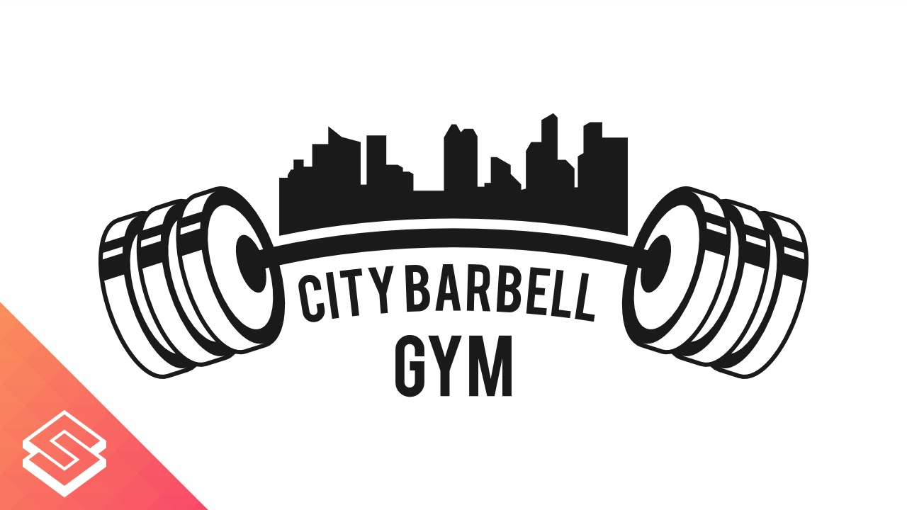barbell vector at getdrawings
