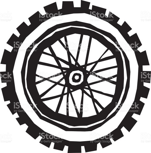 small resolution of 1012x1024 collection of dirt bike wheel drawing high quality free