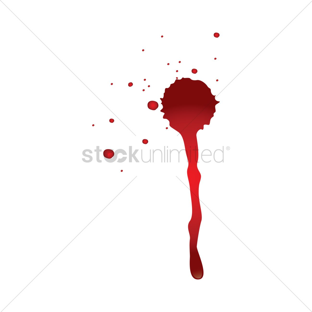 hight resolution of 1300x1300 blood spatter vector image