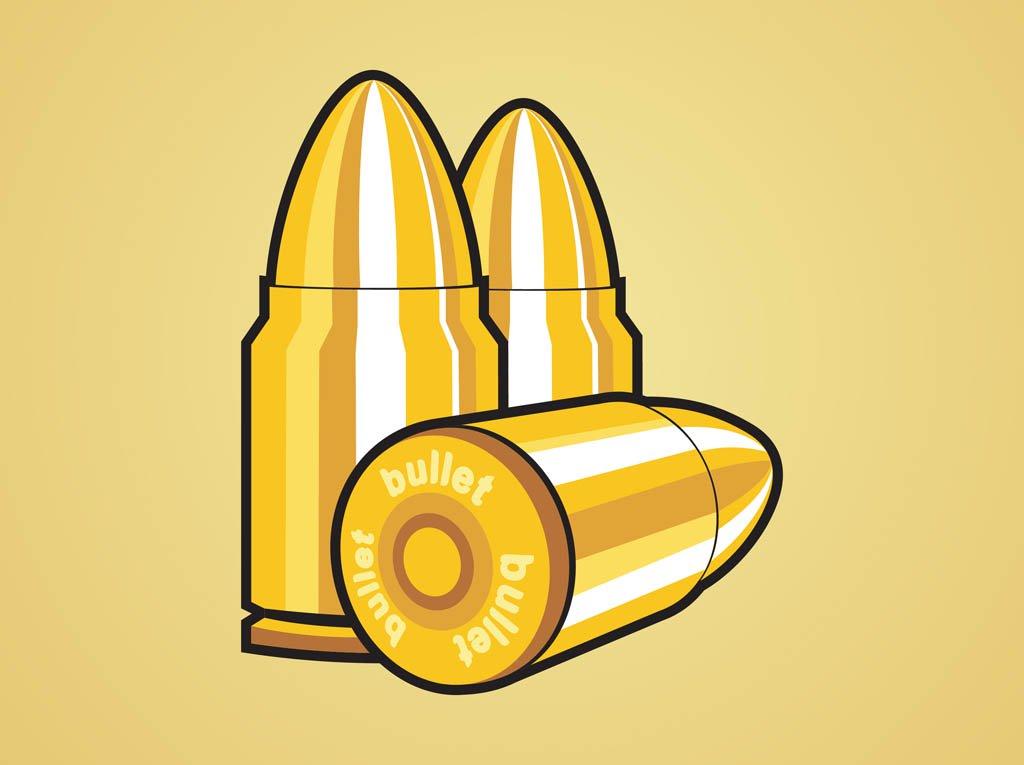 bullet vector free at