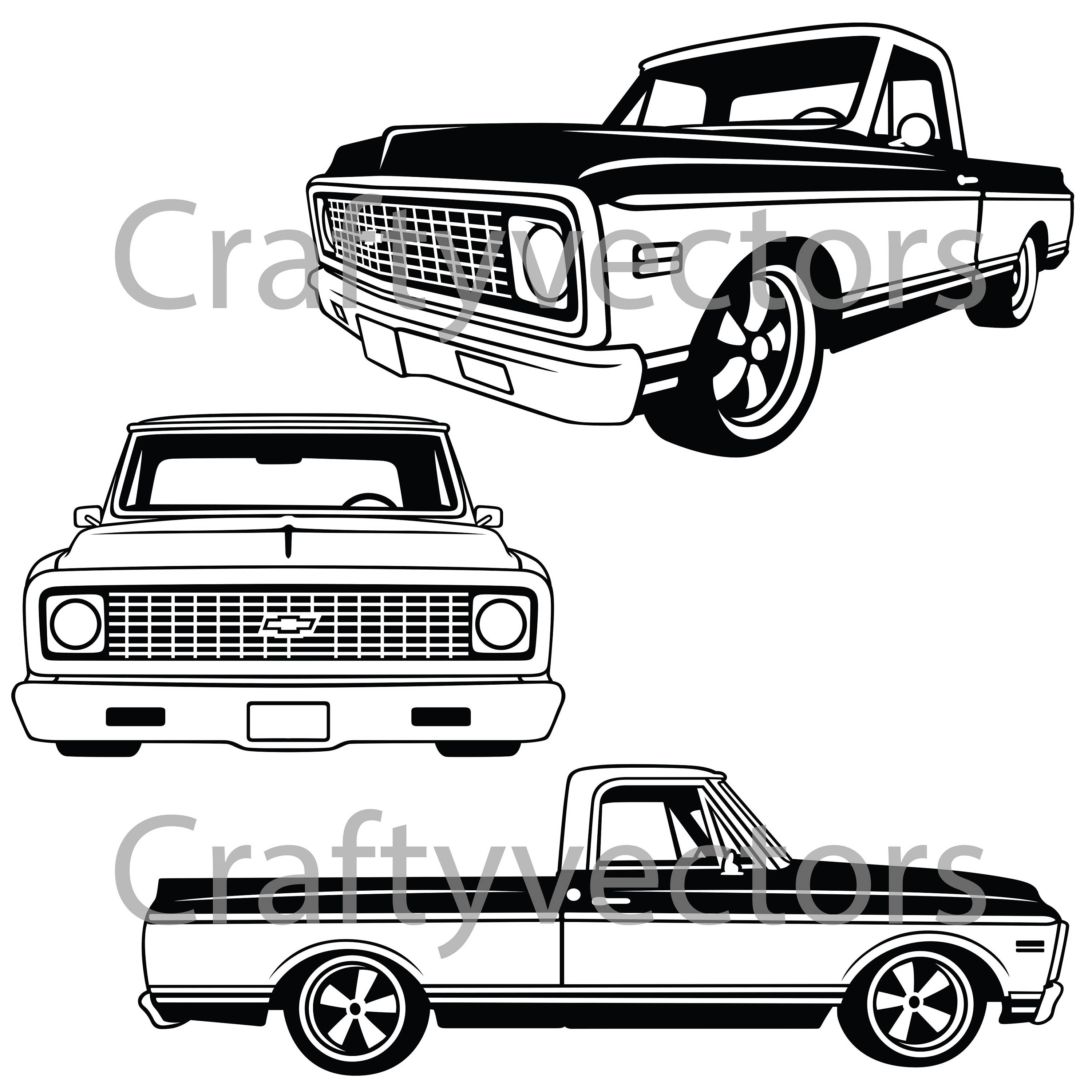 Chevy Vector At Getdrawings