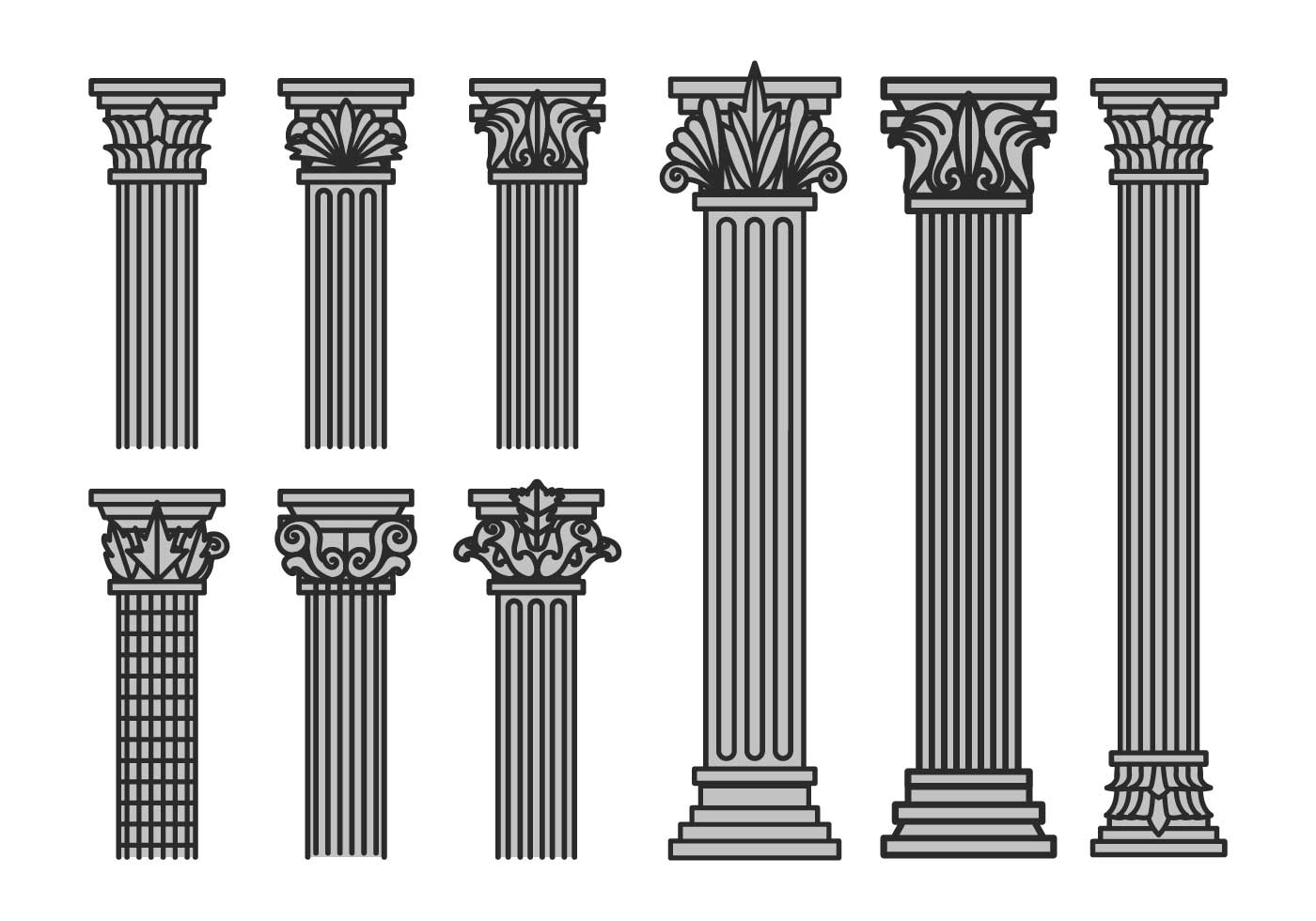 The Best Free Corinthian Vector Images Download From 40