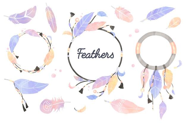 dream catcher vector free