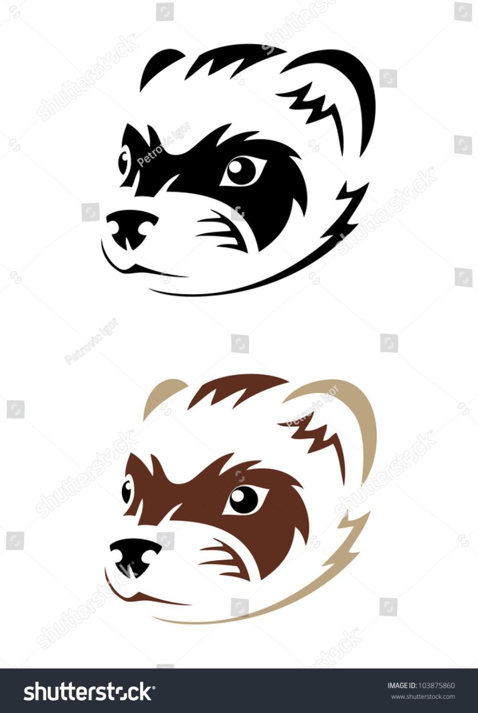 medium resolution of 1071x1600 ferret clipart bulldog