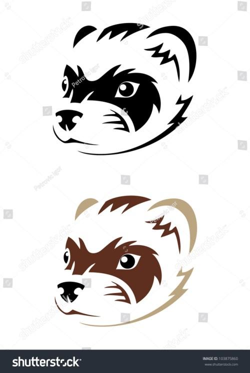 small resolution of 1071x1600 ferret clipart bulldog